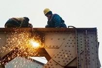 Демонтажные работы с металлическими конструкциями в Новодвинске