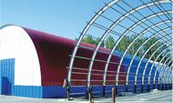 Быстровозводимые металлоконструкции в Новодвинске