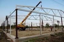 Восстановление геометрии металлоконструкций в Новодвинске и усиление зданий г.Новодвинск